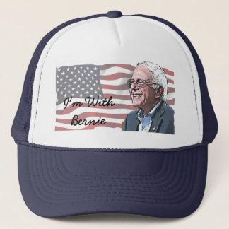 I'm With Bernie Sanders Baseball Cap