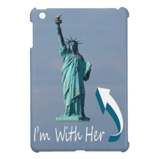 I'm With Her! iPad Mini Covers