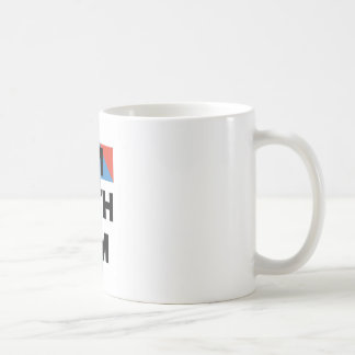 I'm With Him Mug