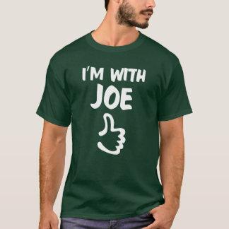 I'm With Joe shirt - Deep Forest
