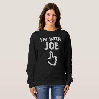I'm with Joe Women's Basic Sweatshirt - Black