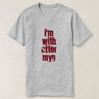 IM WITH OTTERMYN T-Shirt