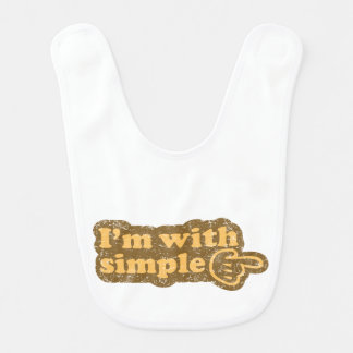I'm with simple. bib