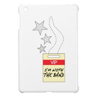 I'm With The Band iPad Mini Cover