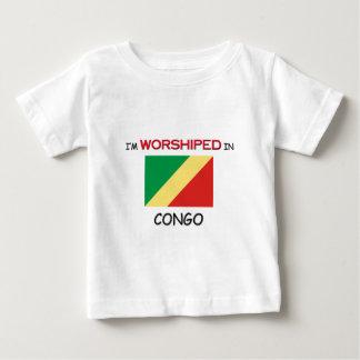 I'm Worshiped In CONGO Baby T-Shirt