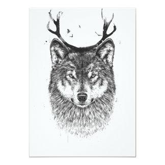 I'm your deer card