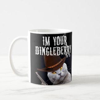 I'm Your Dingleberry Coffee Mug