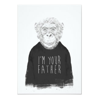 I'm your father card