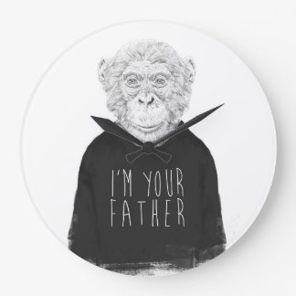 I'm your father clock