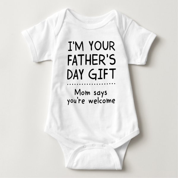 I'm Your Father's Day Present Creeper