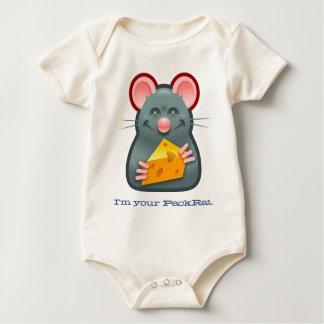 I'm Your PackRat - Baby Bodysuit