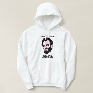 Ima Lincoln Hoodie