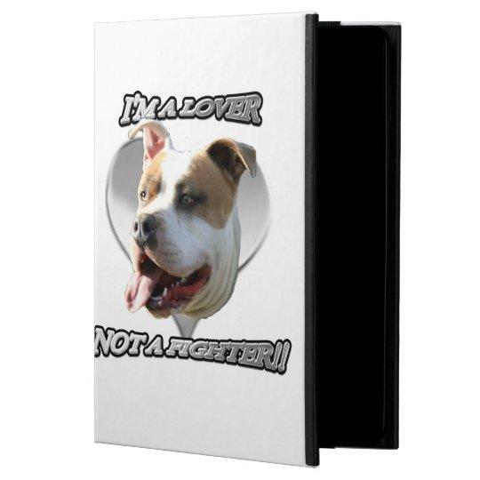 I'ma lover pitbull dog iPad air case