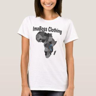 ImaBoss Afrocentric Women's T Shirt