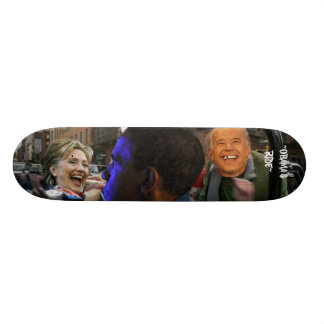 image002, le RIDE~ des ~OBAMA Skateboard 20 Cm