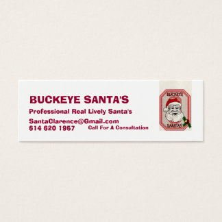 image0-20, BUCKEYE SANTA'S, Professional Real L... Mini Business Card