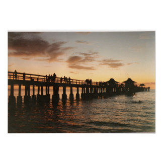 image0-8 Poster or Canvas of Naples Pier