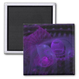 Image8 Square Magnet