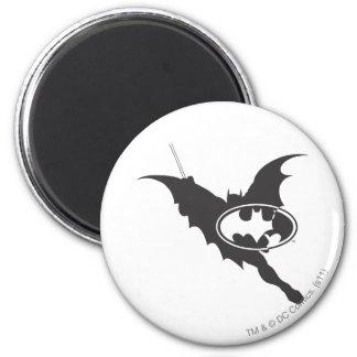 Image 54 de Batman Magnet Rond 8 Cm