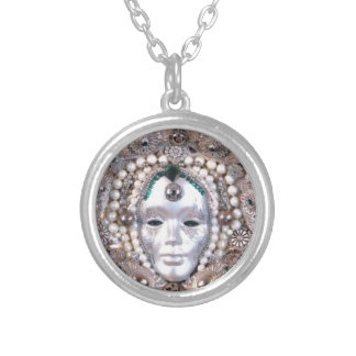 image Aharon's Art Collectables Silver Plated Necklace