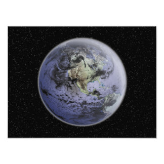 Image augmentée par Digital de la pleine terre Photo