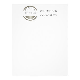 Image Branding Modern Professional ADD your LOGO Letterhead