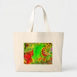 image de fractale d'imaginaire sacs en toile