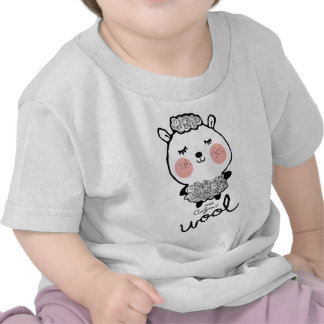 image de poupée de laine de chemises t-shirts