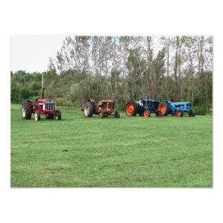 Image des tracteurs de la Nouvelle-Écosse Photographe