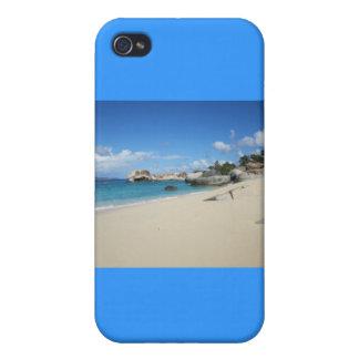 Image d'île de Vierge Coque iPhone 4 Et 4S