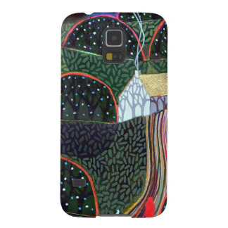 image from an original painting by Richard Friend Galaxy S5 Cases