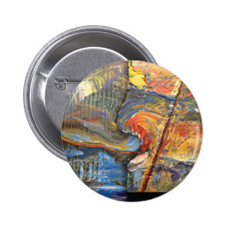 image in acrylic 2 inch round button