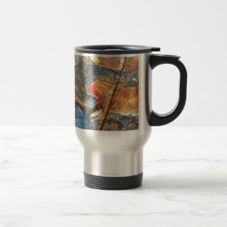 image in acrylic travel mug
