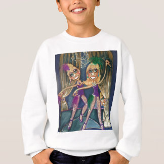 image.jpg dancing queens purple sweatshirt