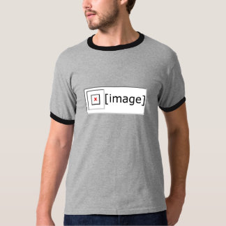 Image Missing T-Shirt