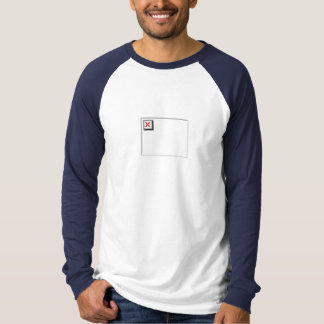 Image Not Found T-Shirt