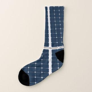 Image of a solar power panel socks