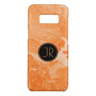 Image Of Beige & Brown Marble Texture Print Case-Mate Samsung Galaxy S8 Case