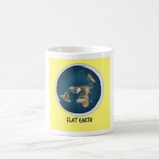 Image Of Flat Earth Coffee Mug