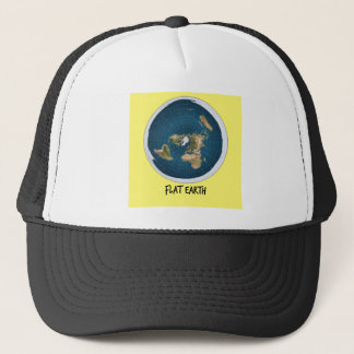 Image Of Flat Earth Trucker Hat