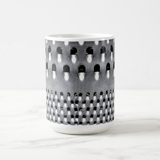 Image of Funny Cheese Grater Coffee Mug