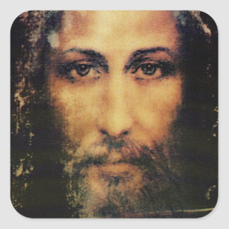 Image of Jesus Christ  Sticker