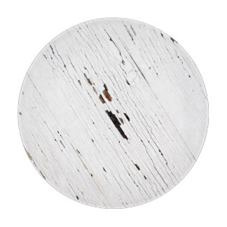 Image of Planks of Wood with Chipped Paint. Cutting Board