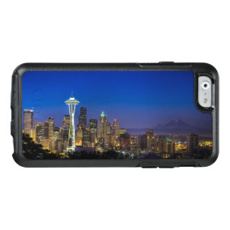 Image of Seattle Skyline in morning hours OtterBox iPhone 6/6s Case