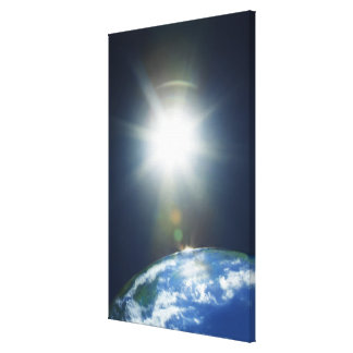 image of Space 2 Canvas Prints