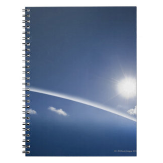 image of Space 2 Spiral Notebook
