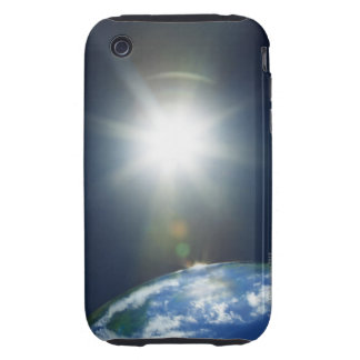 image of Space iPhone 3 Tough Cases