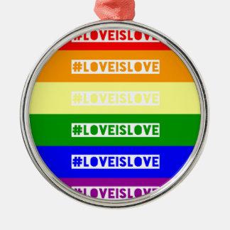 image Silver-Colored round ornament