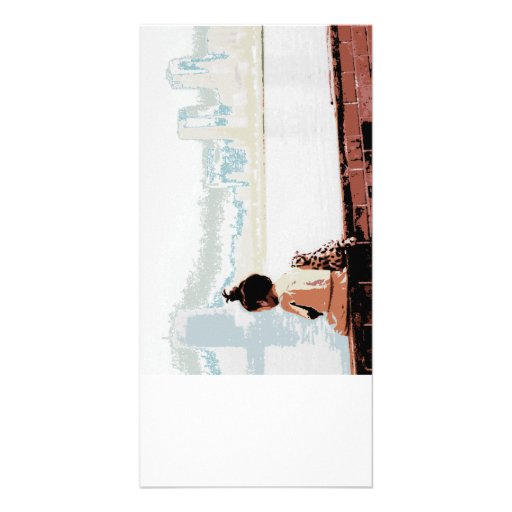 Image to Word Photo Card Template
