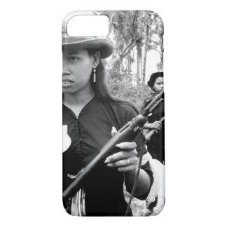 Image volunteers_War de fille Coque iPhone 7